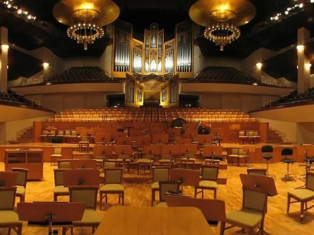 Escuchar un concierto de música clásica en el Auditorio Nacional