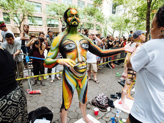 Bodypainting Day