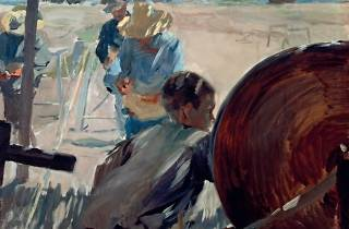 Sorolla. The art of light