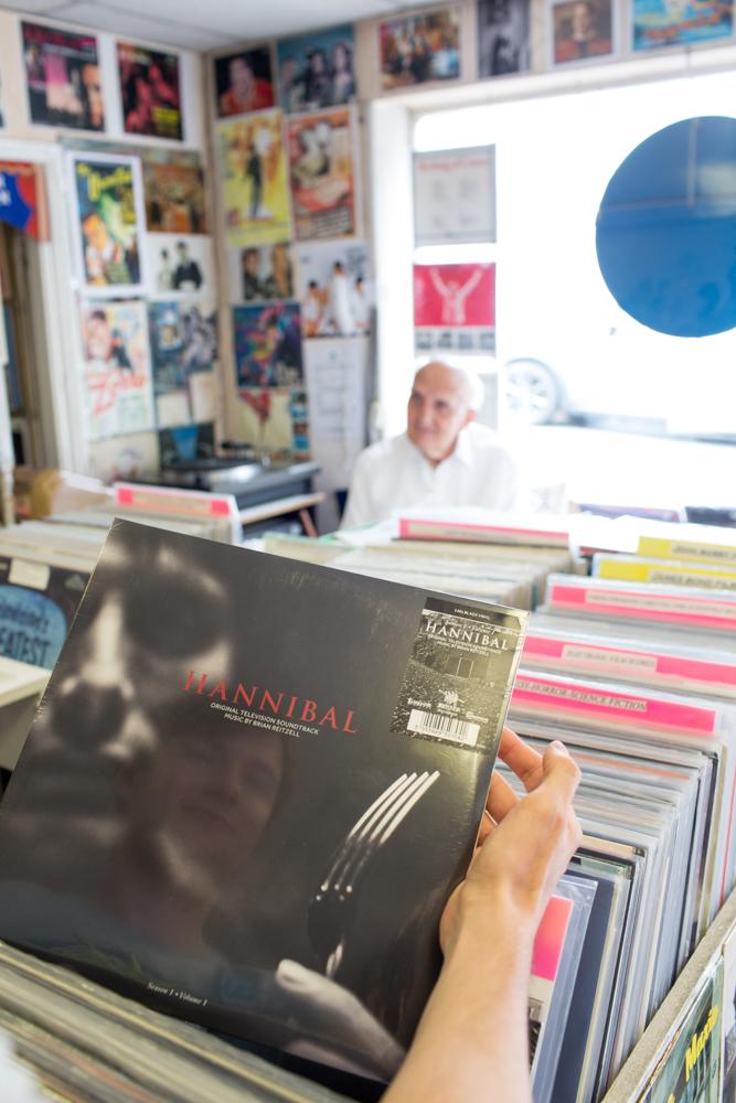 Record Shop Brighton