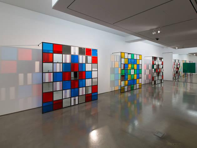 Daniel Buren: Variations