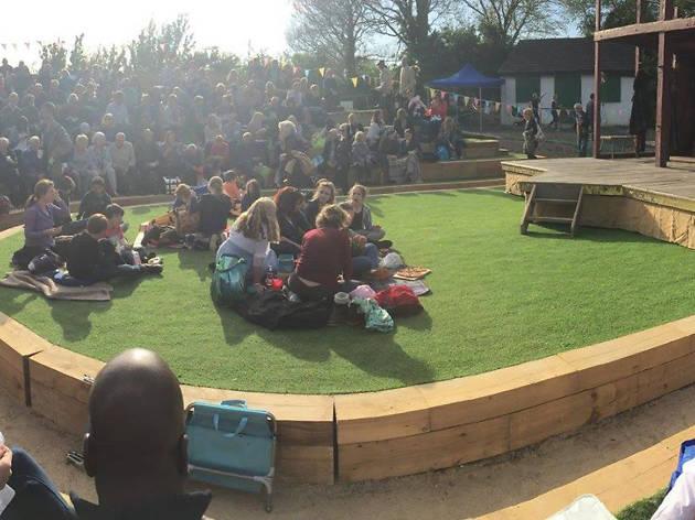 Brighton Open Air Theatre