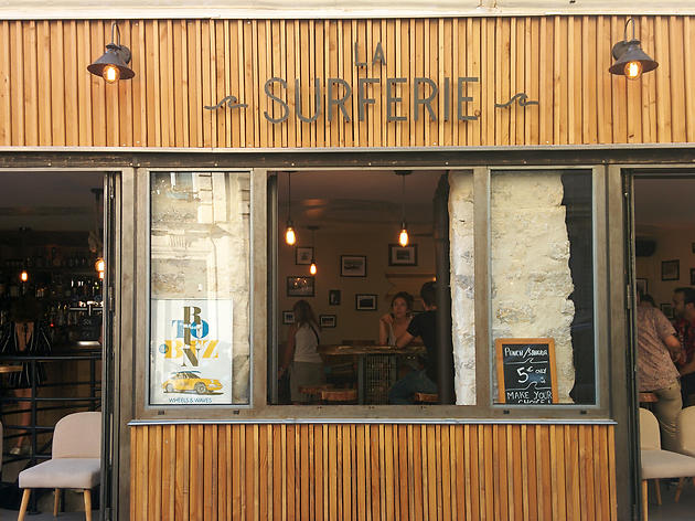 La Surferie (© ER/Time Out Paris)