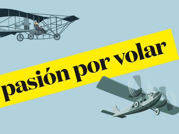 Pasión por volar