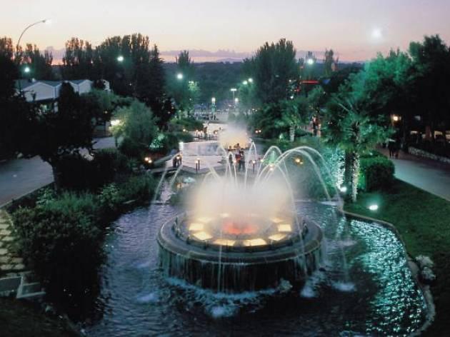Noches de verano en el Parque de Atracciones