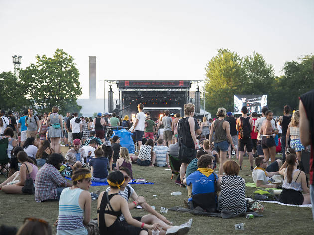 Pitchfork Music Festival tickets on sale