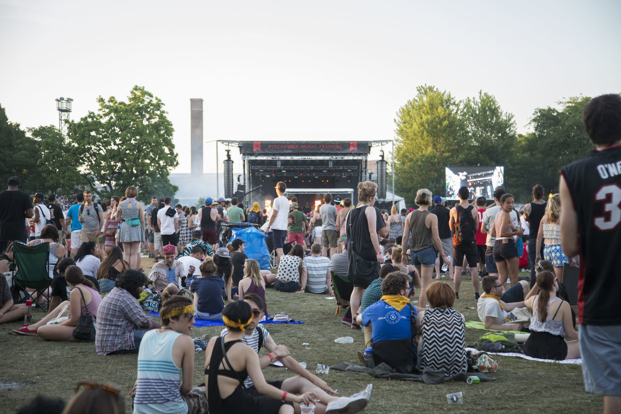 Pitchfork Music Festival 2016 tickets are on sale