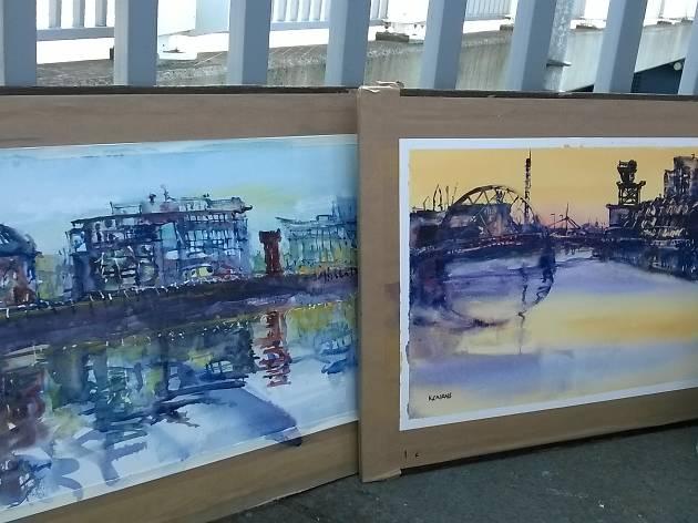 Pintar Rapido Glasgow