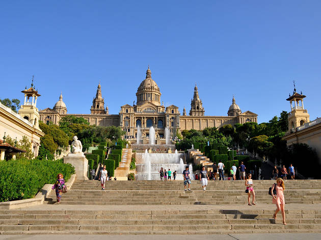 Win a weekend in Barcelona