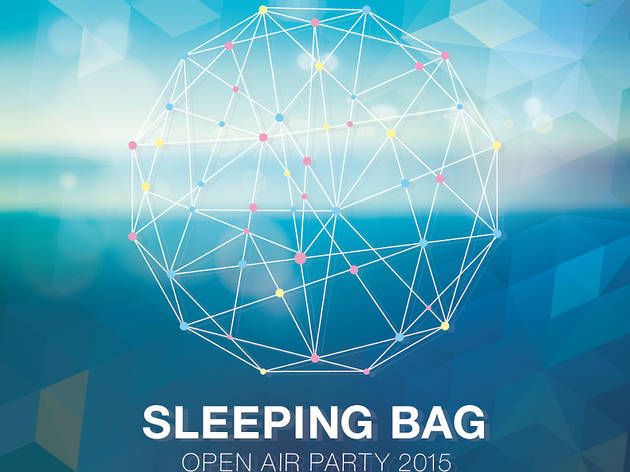 SLEEPING BAG OPEN AIR PARTY 2015