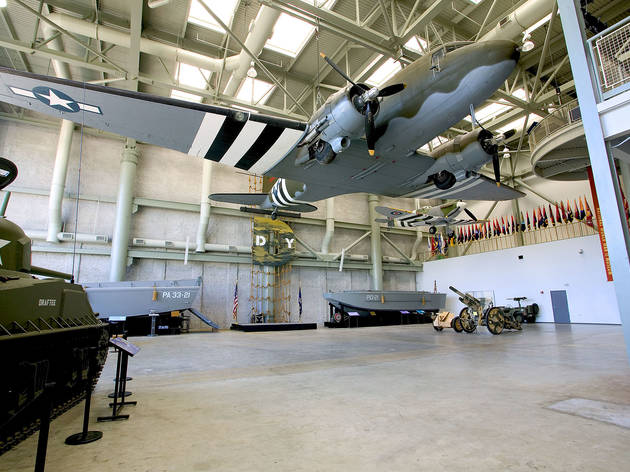 Visit the National WWII Museum