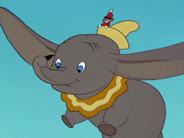 Clásicos infantiles en pantalla grande, de Cineteca Nacional, presenta Dumbo