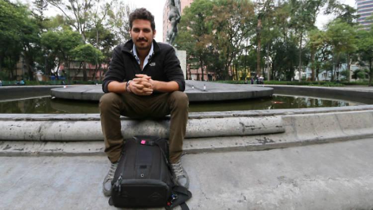 Carlos Pérez Osorio, el mexicano que ayudó en Nepal