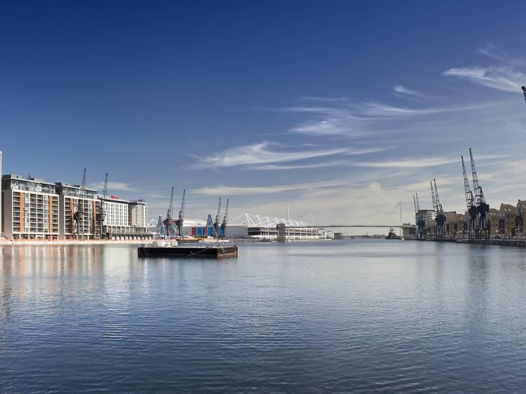 London Royal Docks