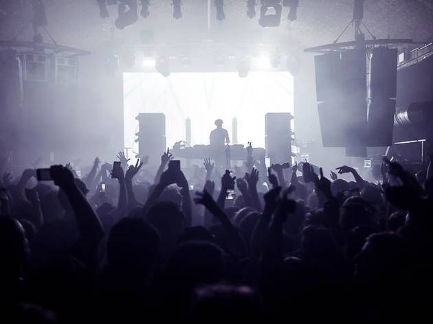 The Warehouse Project returns for 2015