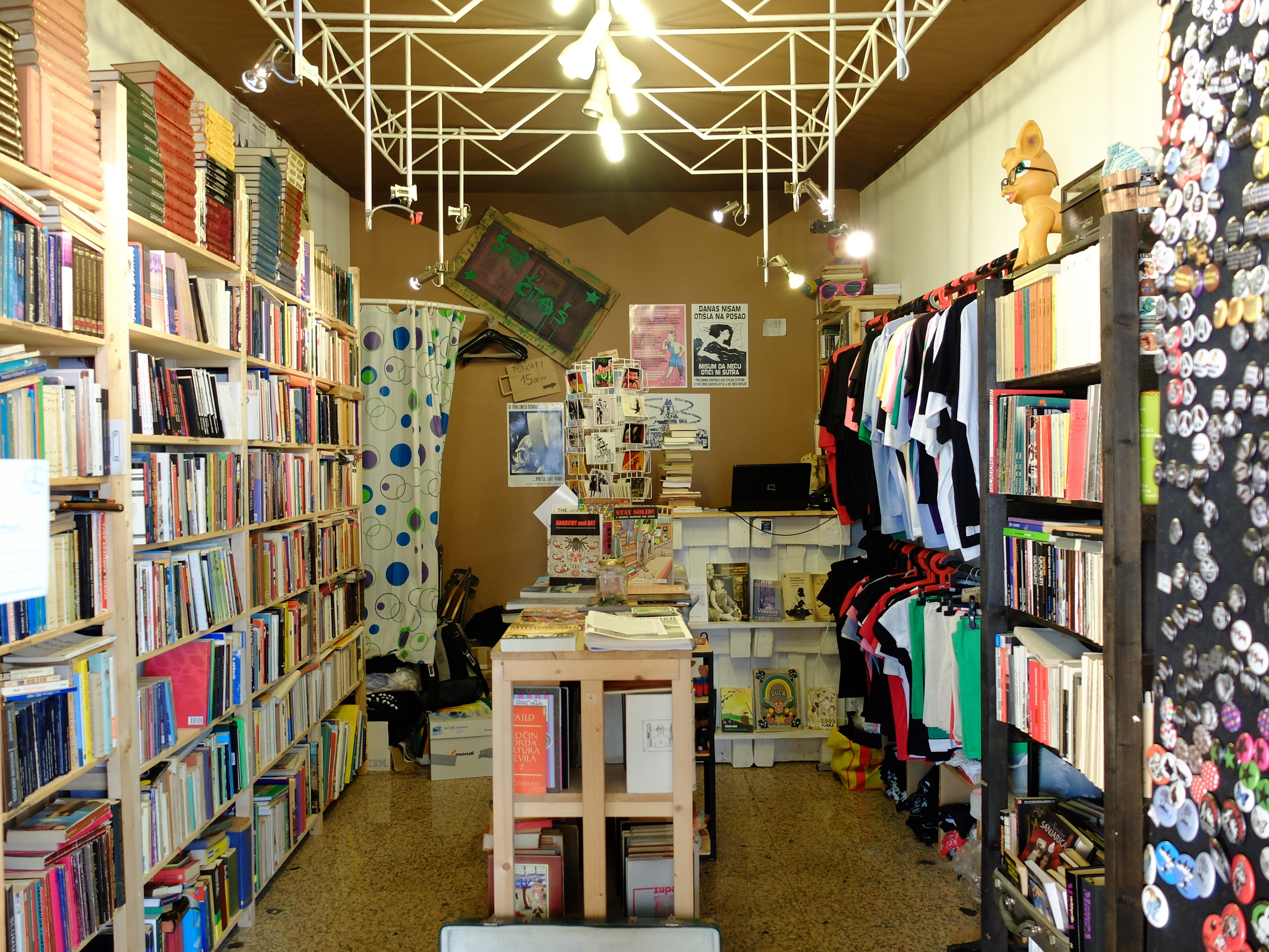 Zagreb's best vintage shops and markets