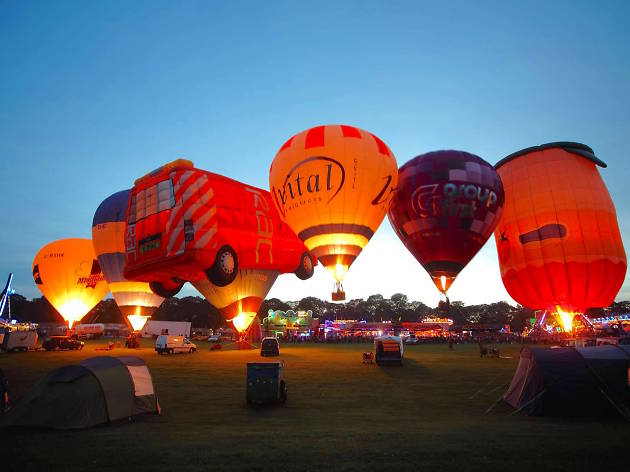 Get ready to glow! New hot air balloon spectacular for August