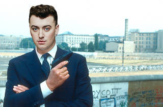 Sam Smith is James Bond