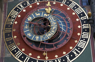 Bern's Zytglogge Astronomical Clock