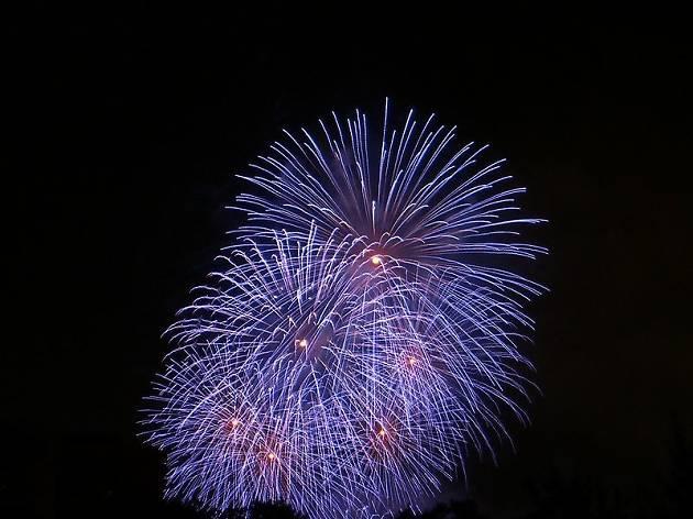 Basel Fireworks
