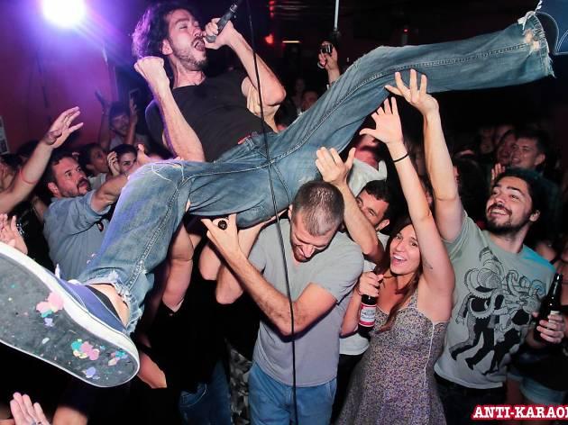 Anti Karaoke Sidecar