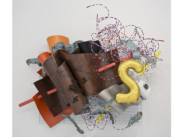 Adam Parker Smith, Charlatan, 2015