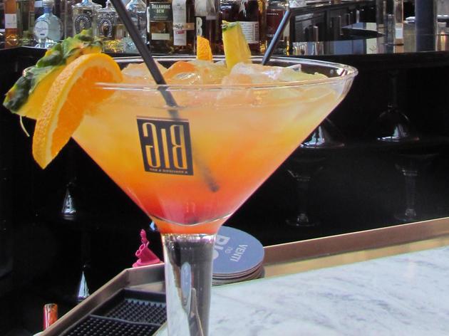 Very Big Cocktails at BIG Bar