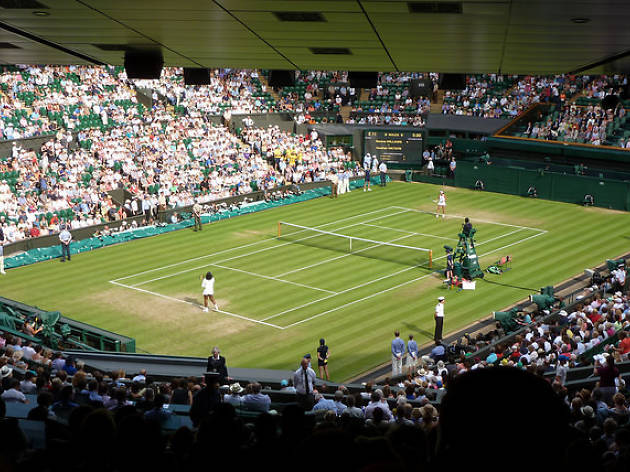 Inspired by Wimbledon? Where to play tennis in Birmingham