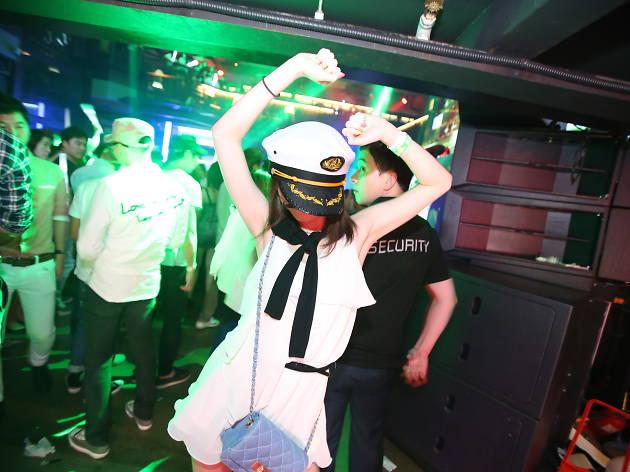 Clubbing in Seoul