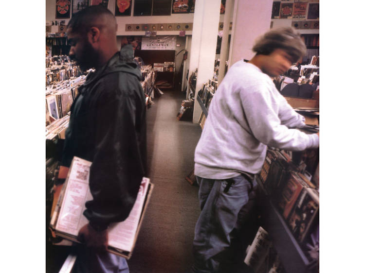 """""""Midnight in a Perfect World'"""" by DJ Shadow"""