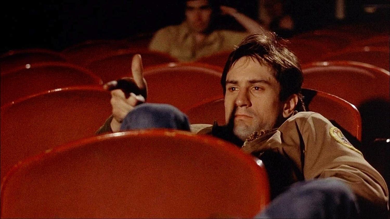 <p>Robert De Niro dans 'Taxi Driver' de Martin Scorsese</p>