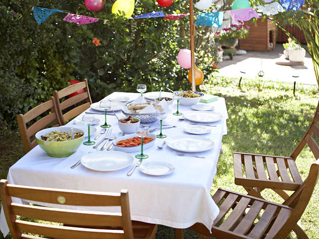 Garden party: six green space essentials