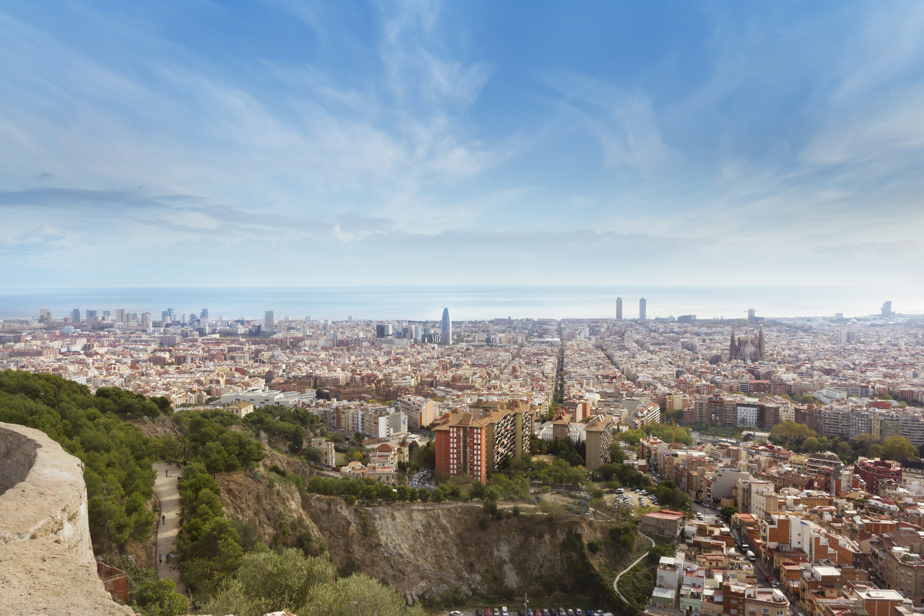 The best views in Barcelona