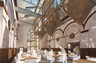 Microbrewery and cinema plans for Tower Works Engine House