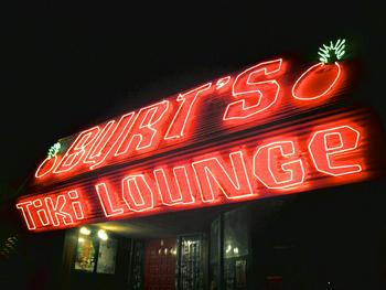 Burt's Tiki Lounge, Albuquerque