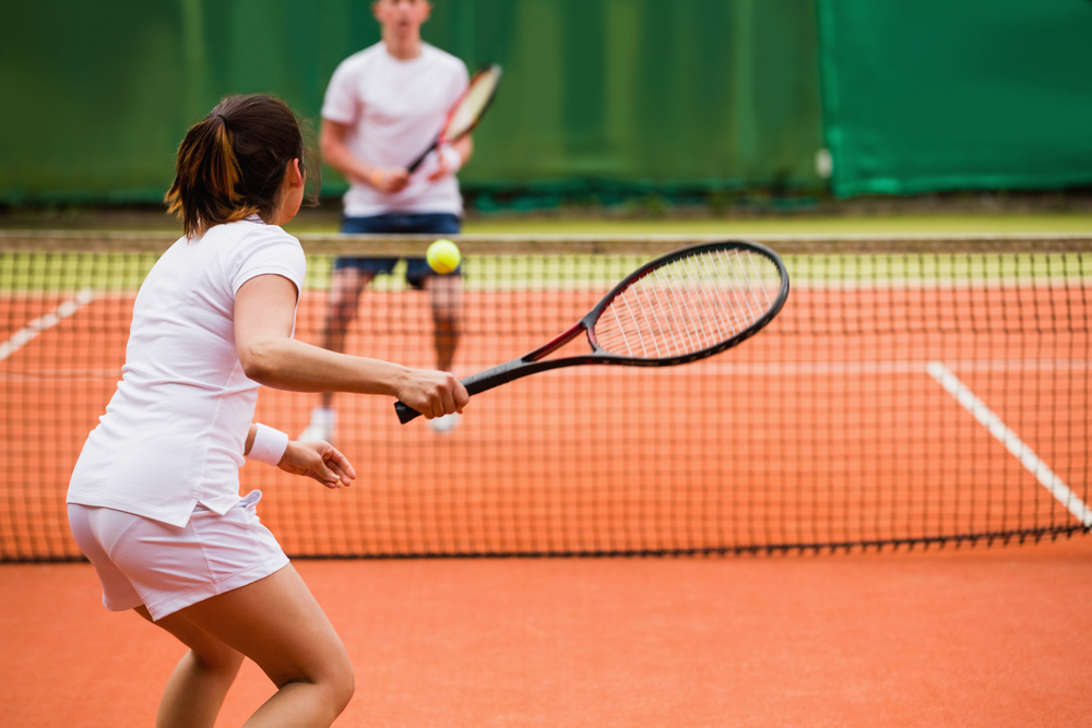 Check out the best tennis courts in NYC