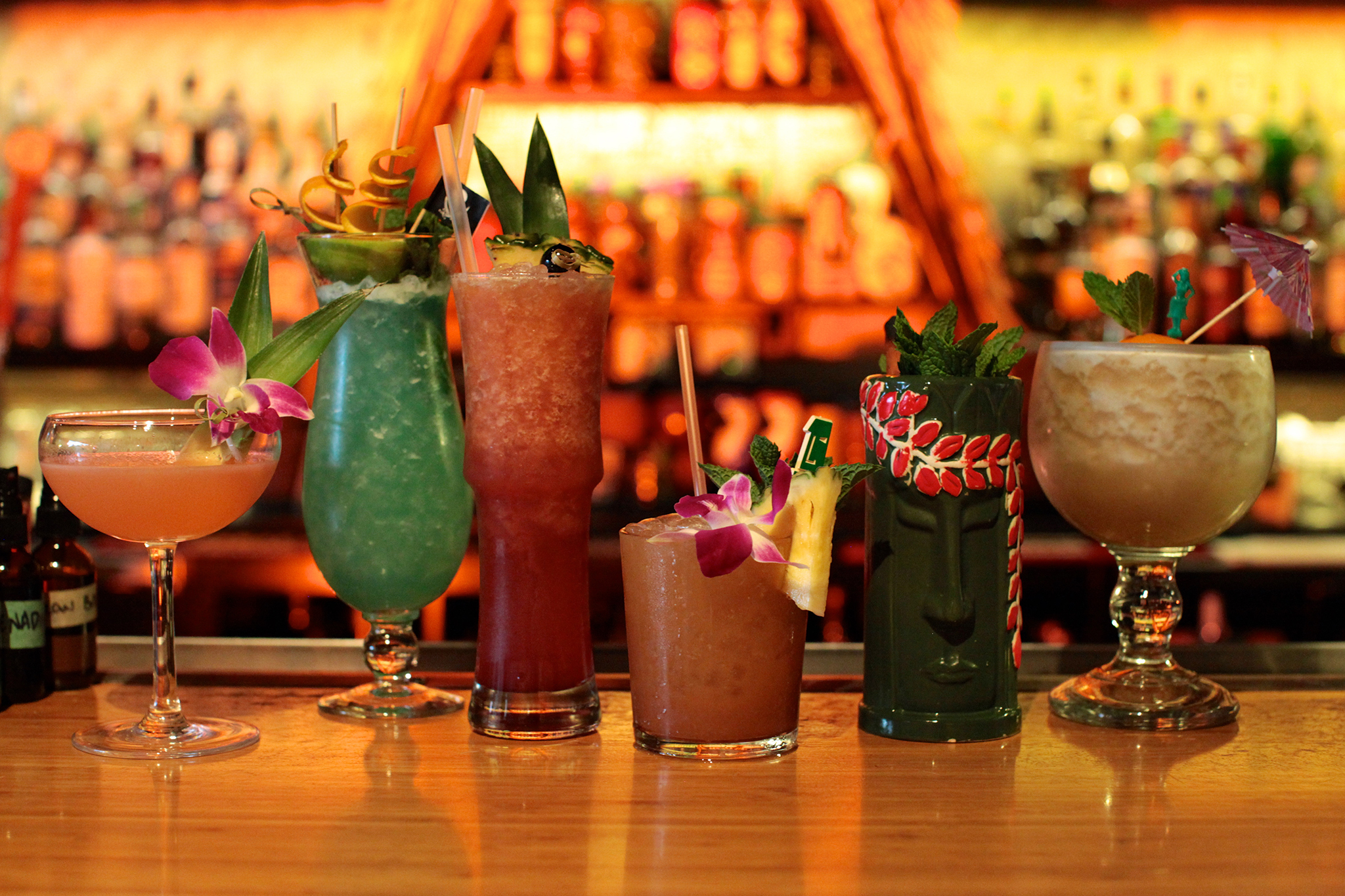 Tiki Bar Guide The Best Tiki Bars In America