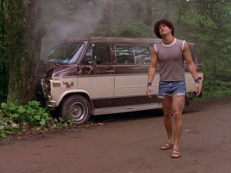 Wet Hot American Summer is based on Wain and Showalter's own experiences at camp