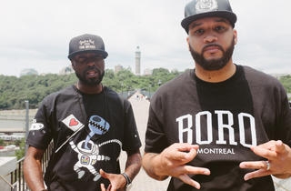 Comedian duo Desus and Mero share a guide to their favorite Bronx spots