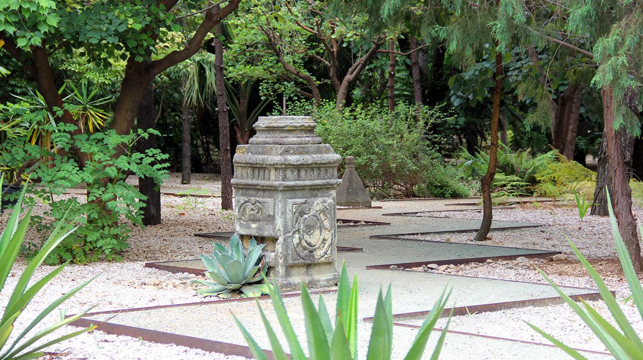 Jardín Etnobotánico en Oaxaca