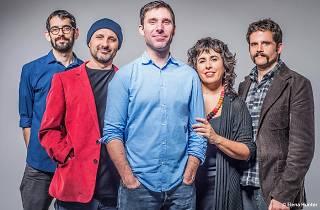 Guillem Arnedo Band & Celeste Alías