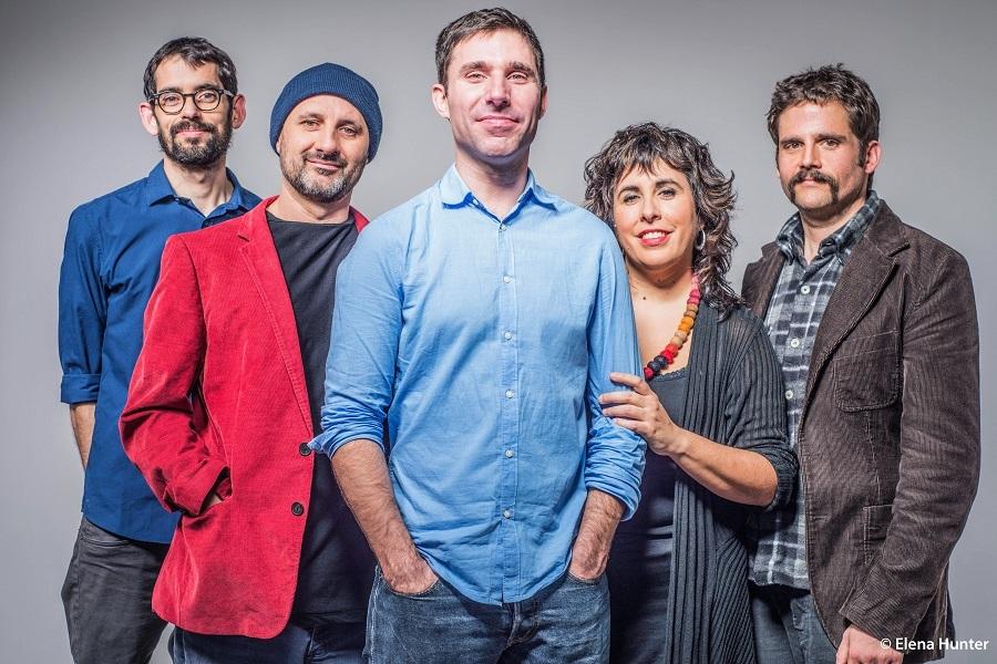 Vermut Jazz 2018: Guillem Arnedo Band & Celeste Alías