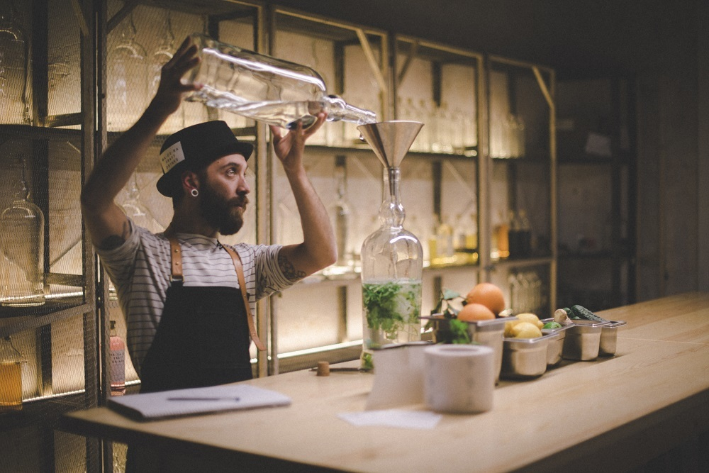 Para probar los mejores gin-tonics