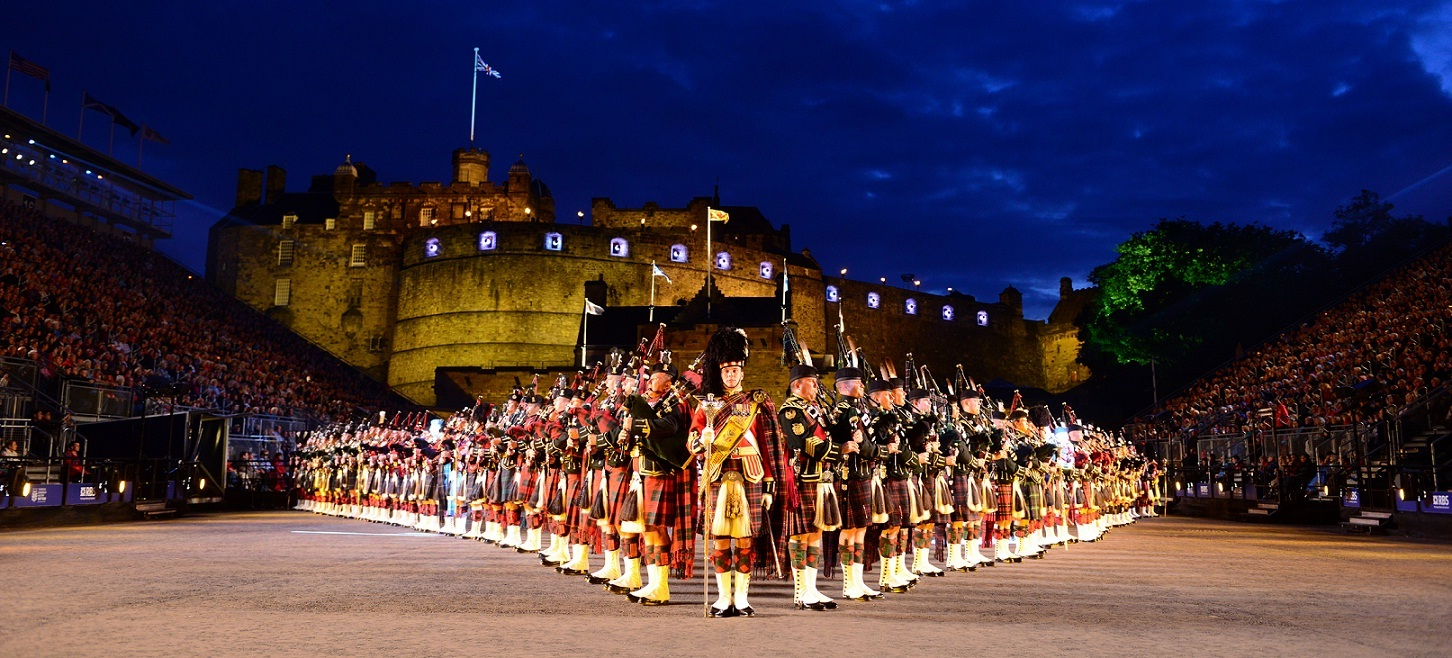 A beginner's guide to the Royal Edinburgh Military Tattoo