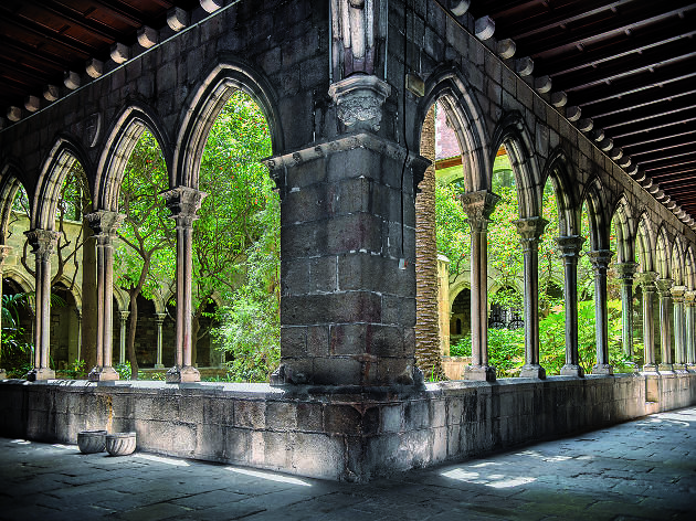 BCN's 20 most beautiful places