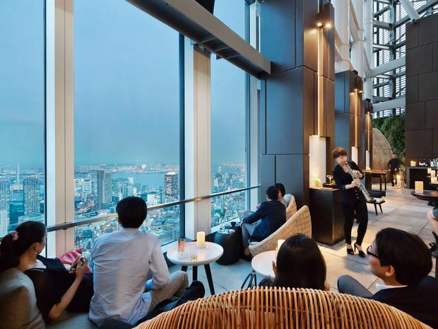 toranomon hills tokyo airbnb