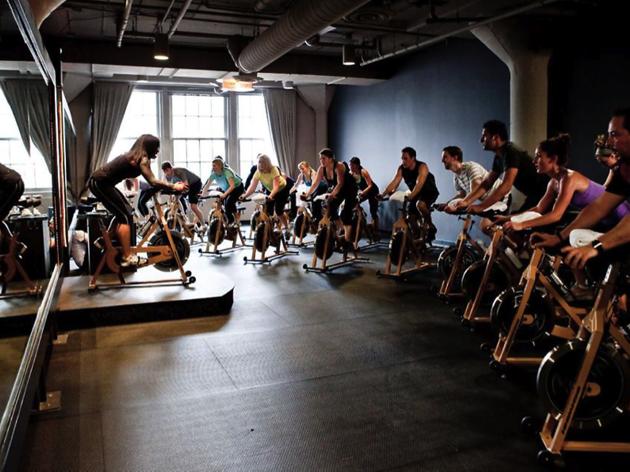 StudioMix, a gym in San Francisco