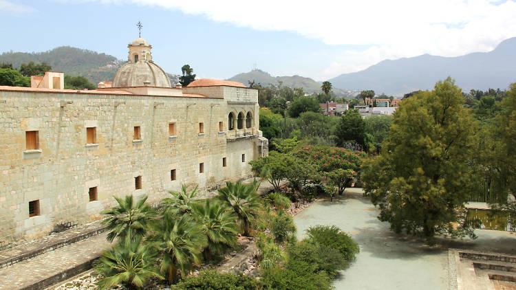 El Jardín Etnobotánico en Oaxaca