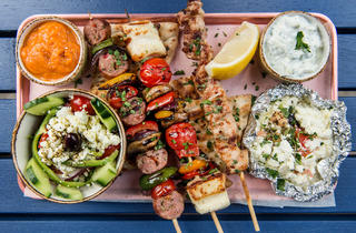 Suvlaki Athenian Grill