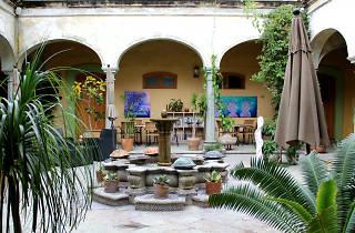 Hotel Casa de Sierra Azul en Oaxaca